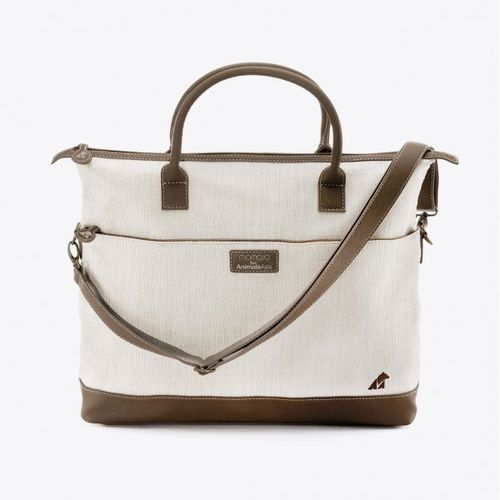 Miomojo Weekender Limited Edition bag light brown